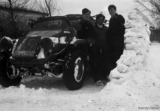 Wehrmacht Heer Kleiner Panzerfunkwagen Sd.Kfz. 261