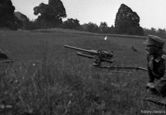 Wehrmacht Heer Panzerabwehrgeschütz PAG 47mm Boehler