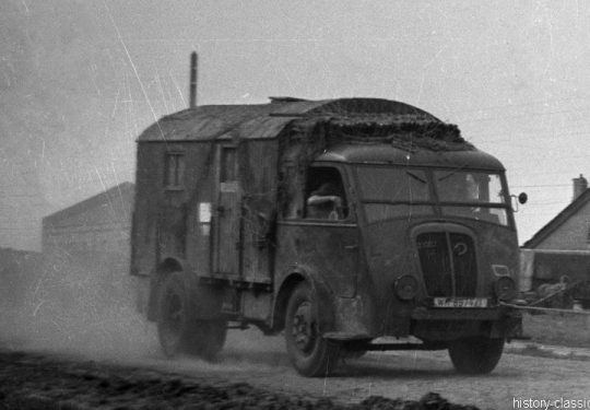 Wehrmacht Luftwaffe Renault AGx