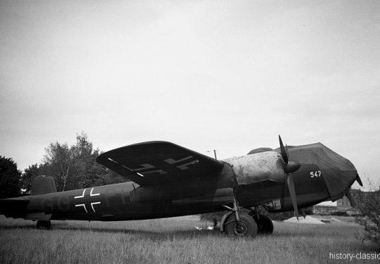 Wehrmacht Luftwaffe Dornier Do 217 E