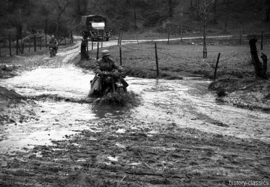 Wehrmacht Heer Gemischt - Momentaufnahmen im Gelände