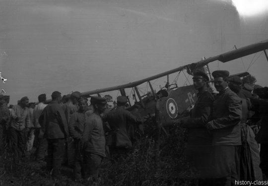 Royal Flying Corps (RFC) Airco DH.9a NINAK