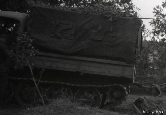 Wehrmacht Heer Raupenschlepper Ost RSO