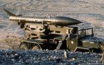 USMC United States Marine Corps Kurzstreckenrakete / Surface to Surface Missile MGR-1 Honest John