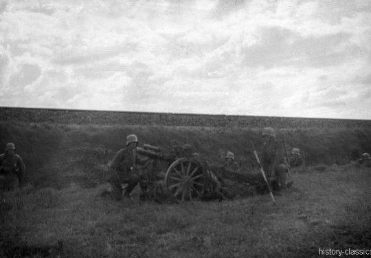 Wehrmacht Heer Leichtes Infanteriegeschütz