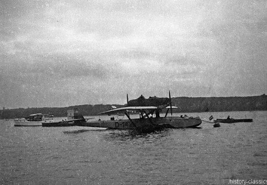 Dornier-Werke Wasserflugzeug Wal D-1422