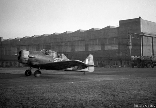ROYAL AIR FORCE North American Harvard IIB