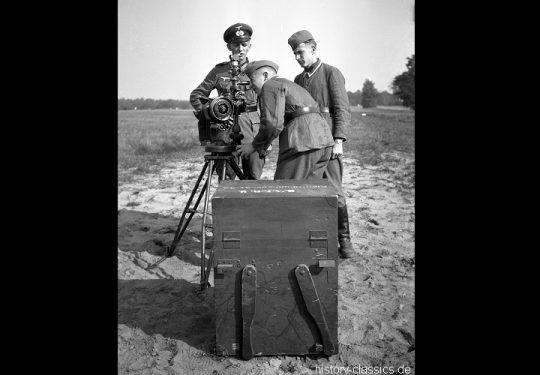 Wehrmacht Heer Zieleinrichtung 34