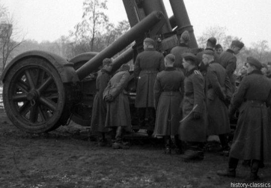 Wehrmacht Heer Ausbildung – Mörser 18 21 cm