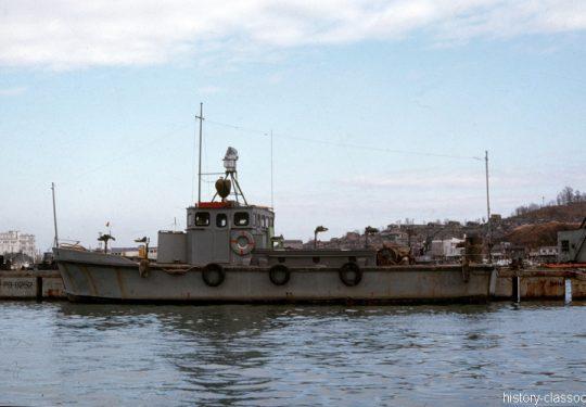 Vietnam-Krieg / Vietnam War – Süd Vietnam Marine / Republic of Vietnam Navy Patrol Boat