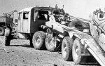 Südafrikanische Armee Pioniere Panzer-Transporter Scammel / South African Army Engineers Tank Transporter Scammel
