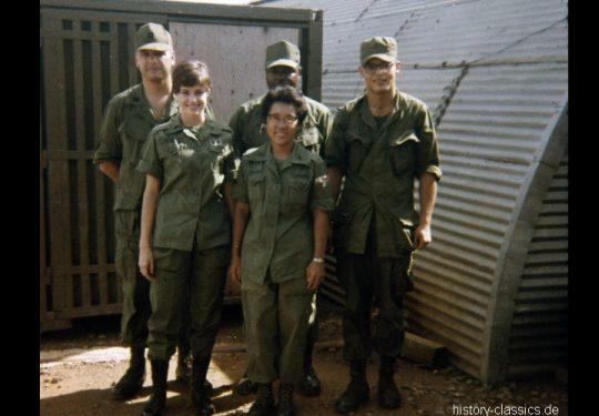 USA Vietnam-Krieg / Vietnam War - 24th Evacuation Hospital Long Binh