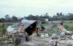 USA Vietnam-Krieg / Vietnam War - 24th Evacuation Hospital Long Binh - Umgebung / Nachbarschaft / Neighborhood
