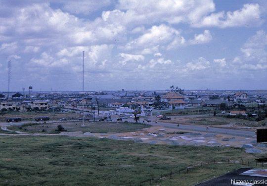 USA Vietnam-Krieg / Vietnam War - 3rd Field Hospital Ho Chi