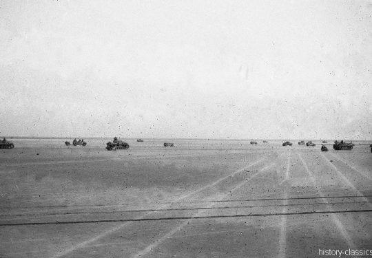Wehrmacht Heer Deutsches Afrikakorps DAK / Heeresgruppe Afrika