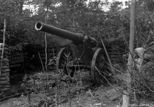 Französisches Heer / French Land Forces (Army) / Armée de terre Feldgeschütz Canon de 155 mm L modèle 1877