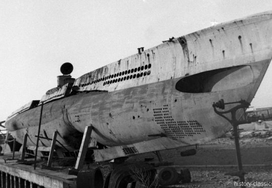 Italienische Marine / Regia Marina   Uboot Flutto-Klasse Typ II / Submarine Flutto-Class Type II
