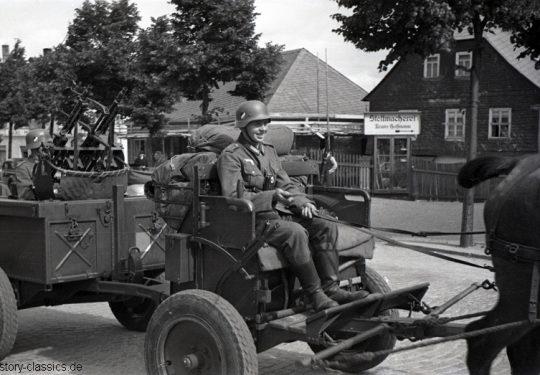 Wehrmacht Heer Zwillings-Maschinengewehr MG 34
