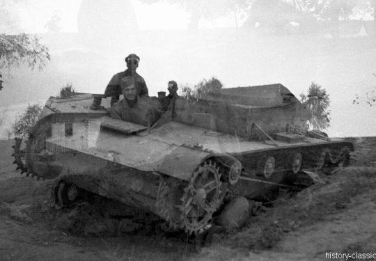 Wehrmacht Heer Fahrschulpanzer IV